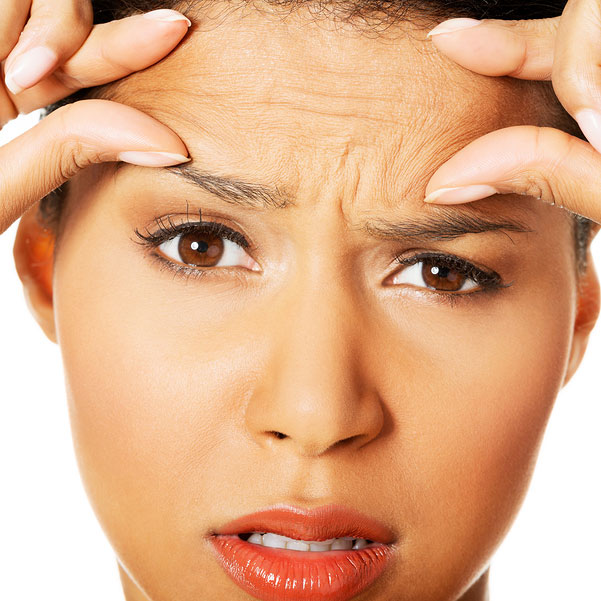 Forehead Lines Or Frown Line Treatments In London - 111 -3845